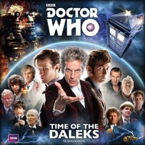 Doctor Who : Time of the Daleks